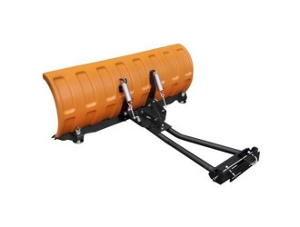 Shark Snow Plow 52 (132cm) cu adaptoare - orange