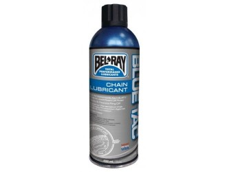BEL-RAY BLUE TAC CHAIN LUBE SPRAY 400ML