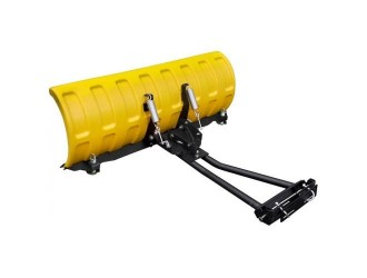 Shark Snow Plow 52 (132 cm) cu adaptoare - yellow