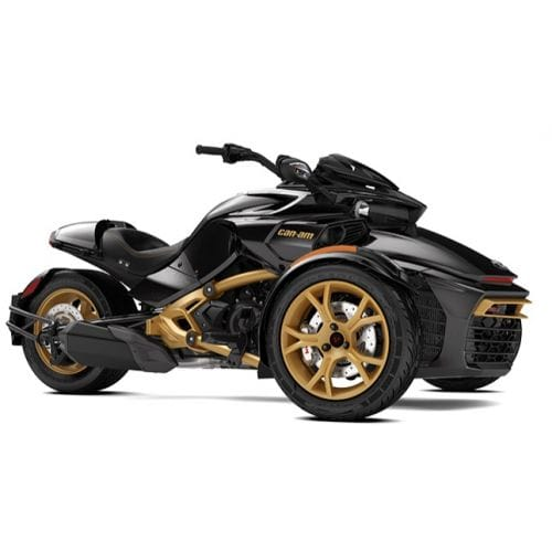 Can-Am Spyder F3-S SE6 10th Anniversary '18